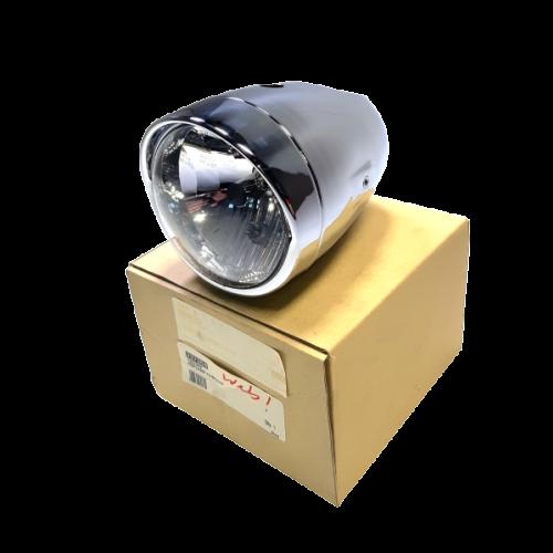 Koplamp Tomos ei model / Chroom - CLASSIC LOOK Roadie