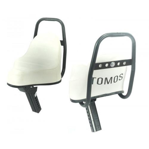 Tomos Chopper zadel WIT. A3 / A35