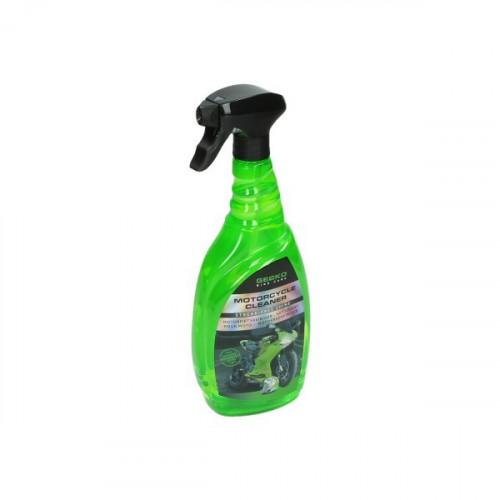 Super ontvetter, 1 liter Gecko schoonmaak spray.  Geschikt voor alle materialen, even inlaten werken en met zachte waterstraal afspoelen.  Ontvetter voor het reinigen van onderdelen van behandeld en onbehandeld metaal en diverse soorten kunststof. Ontvett