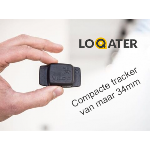 LOQATER Track & Trace volgsysteem.