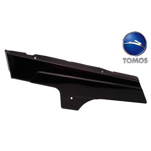 Zijscherm / zijkap Links Tomos S25 Metaal zwart.