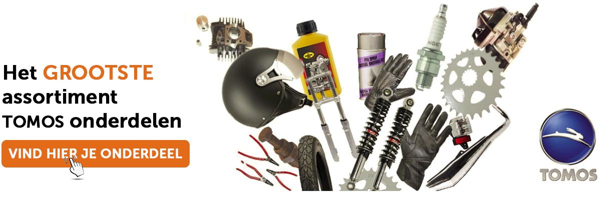 Nieuw Tomos onderdelen online kopen bij Tomos Parts ON-66