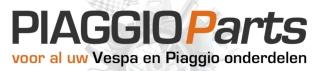 Piaggio en Vespa onderdelen